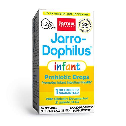 Jarrow Formulas Jarro-Dophilus Infant, Probiotic Drops, 15 ml