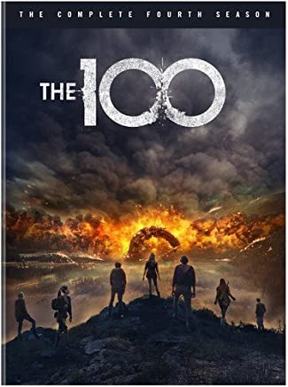 100, The: S4 (DVD)