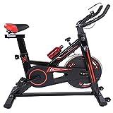 AUMING Cyclette da Allenamento Mute Trainer Bicicletta Computer ed ellittica avanzata con Allenamento Cross Trainer Cyclette e Sensori delle Pulsazioni