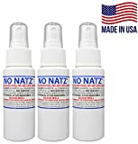 No Natz | Gnat, Mosquito and Biting Flies Repellant | Effective Personal Botanical Bug Spray | Hand-Crafted DEET-Free...