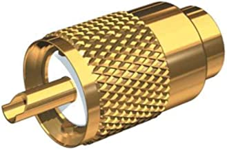 Shakespeare Cordage Gold Plated PL-259 Connector