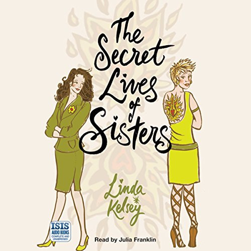 The Secret Lives of Sisters audiobook cover art