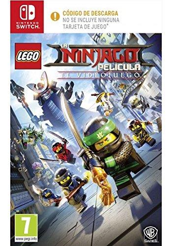 Juegos Nintendo Switch Lego Ninjago Marca Warner Bros Interactive Spain