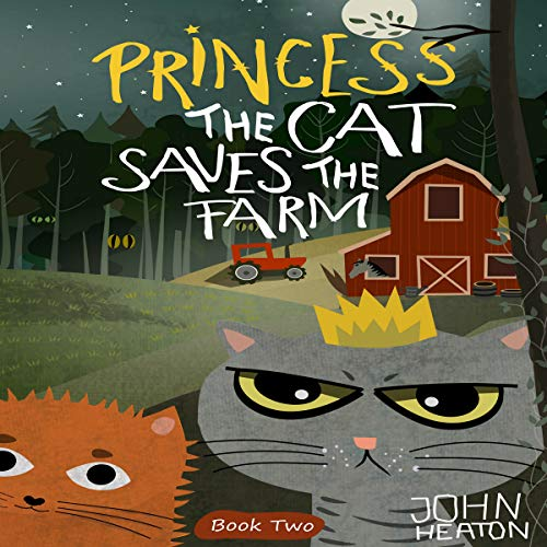 Princess the Cat Saves the Farm Titelbild