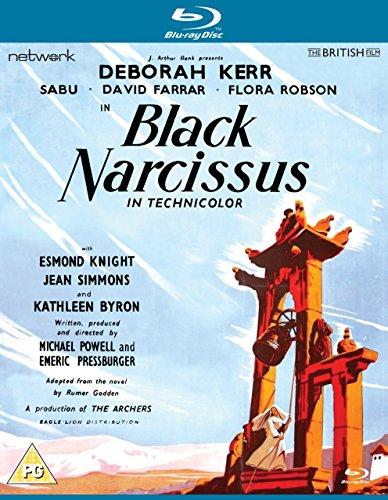 Black Narcissus [Blu-ray] [UK Import]