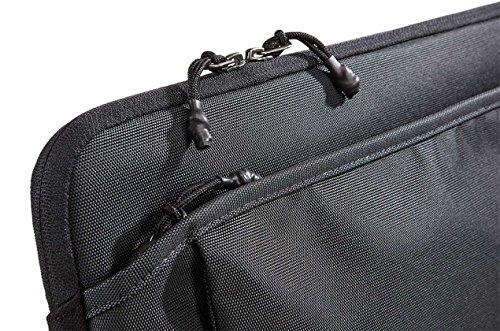 Thule Subterra Sleeve 15 Zoll, Tasche für Macbook Pro/Retina 15 Zoll, schwarz