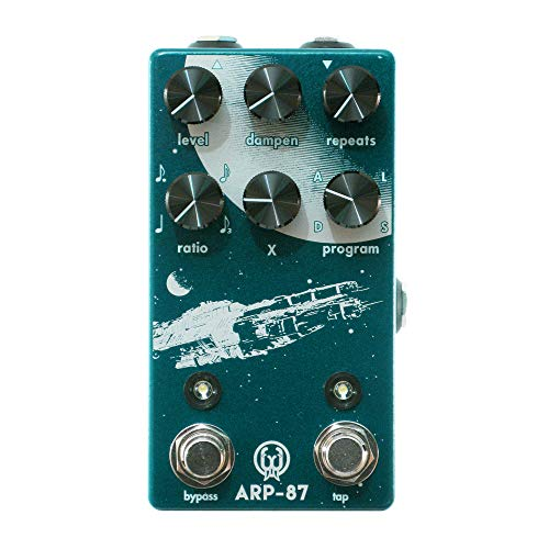 Walrus Audio ARP-87 Multi-Function Delay, Teal (Gear Hero Exclusive)