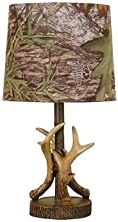 mossy oak lamp table