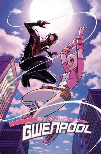 Gwenpool, The Unbelievable Vol. 2: Head of M.O.D.O.K. TPB (The Unbelievable Gwenpool)