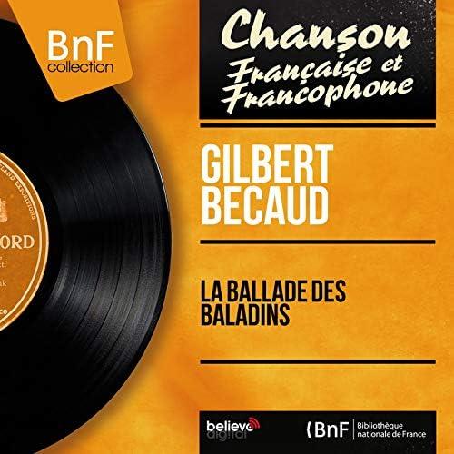 Gilbert Bécaud feat. François Vermeille et son orchestre