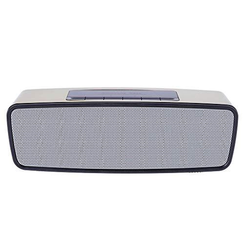 LRWEY Tragbare Mini Bluetooth Wireless Stereo Musik Lautsprecher HiFi Freisprecheinrichtung NEU für iPhone, Samsung usw.