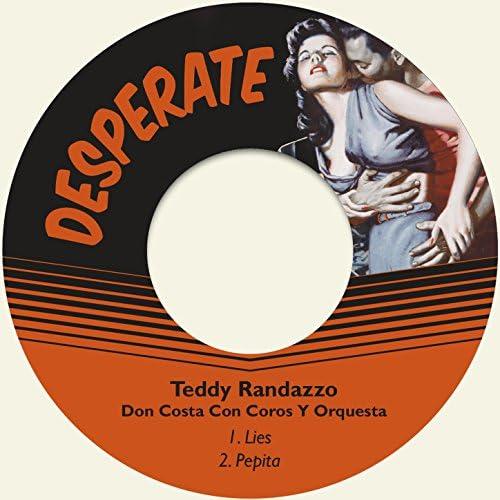 Teddy Randazzo & Don Costa