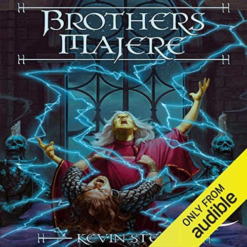 Couverture de Brothers Majere