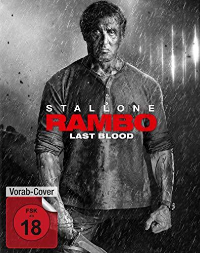 Rambo: Last Blood Bd Mediabook (Ltd. Edition) [Blu-ray]