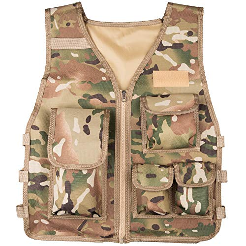 Rein Sport Children's Army All Terrain Tactical Airsoft, Paintball,...