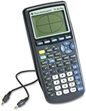 $69 Get Texas Instruments TI-83 Plus Programmable Graphing Calculator (Packaging and Colors May Vary) (Renewed)