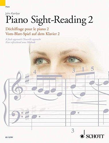 Sight-Reading 2 - Vom-Blatt-Spiel auf dem Kalvier 2