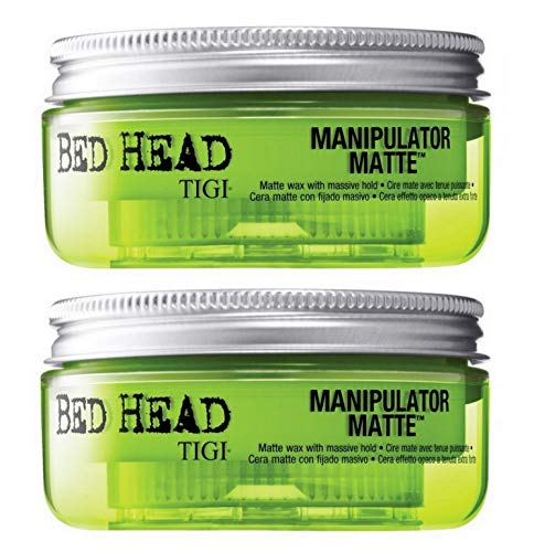 Tigi Bed Head Manipulator Matte Duo (2 x 60 ml)