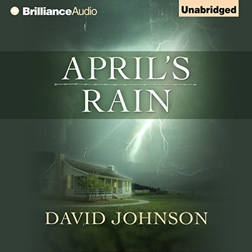 April's Rain audiobook cover art