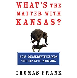 What's the Matter with Kansas? A Lecture                   By:                                                                                                                                 Thomas Frank                               Narrated by:                                                                                                                                 Thomas Frank                      Length: 44 mins     428 ratings     Overall 4.2