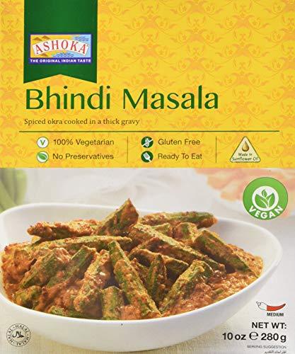 ASHOKA Instant Bhindi Masala, 280 g