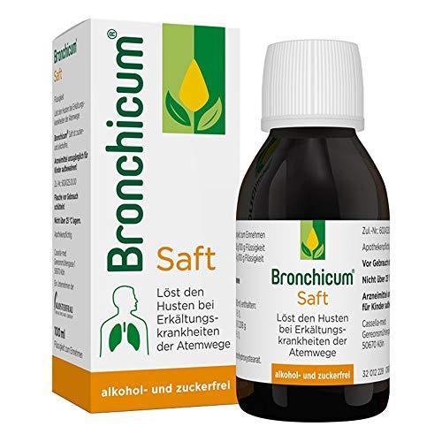 Bronchicum Saft Hustenlöser, 100 ml Lösung