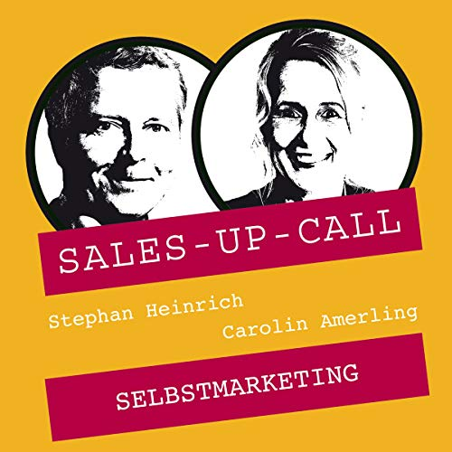 Selbstmarketing audiobook cover art