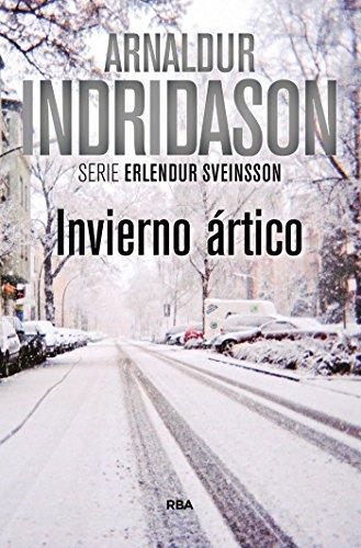 Invierno ártico: Serie Erlendur Sveinsson VII