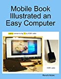 Mobile Book Illustrated an Easy Computer (English Edition)