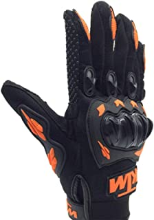 Nonskip Motorcycle Gloves Unisex Touch Screen Motocross Gloves Breathable Cycling Racing Riding Motorbike Men's Gloves