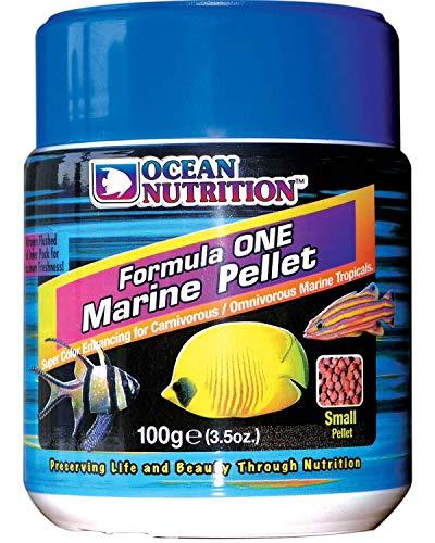 Formula One Marine Pellet Small 3.5oz