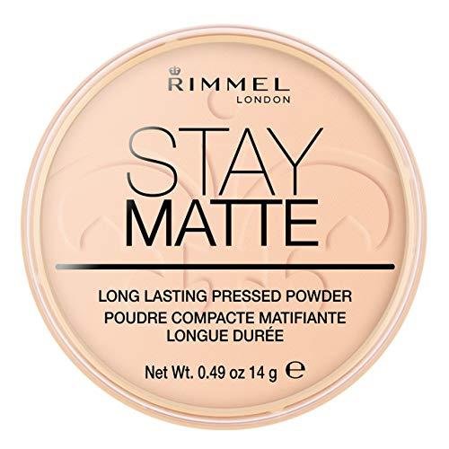 Rimmel London Stay Matte Poudre Compacte 006 Warm Beige