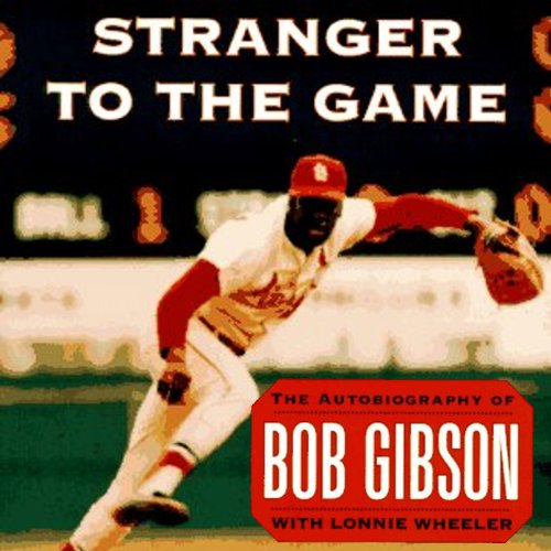 Stranger to the Game audiobook cover art