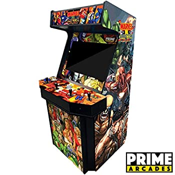 4 Player Upright Arcade Machine with 4,708 Games in 1 32  Monitor Trackballs