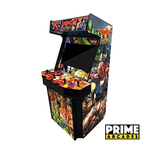 4 Player Upright Arcade Machine