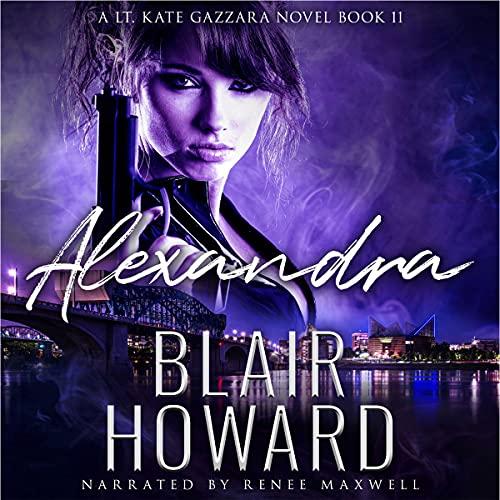 Alexandra Audiobook By Blair Howard cover art