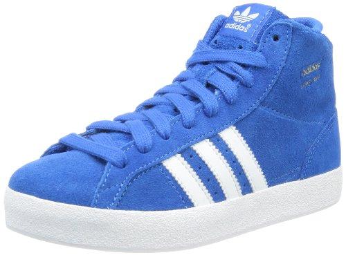 adidas Originals BASKET PROFI K, Sneaker bambino, Blu (Bleu - Blau (BLUBIR/RUNWH)), 38 2/3