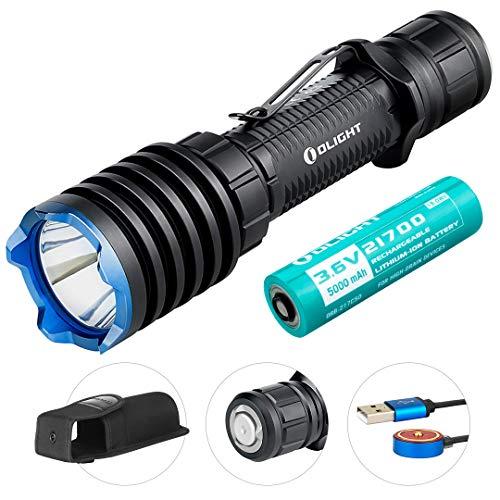 Olight Warrior X 2000 LM DEL rechargeable lampe de poche 560 mètres de long throw