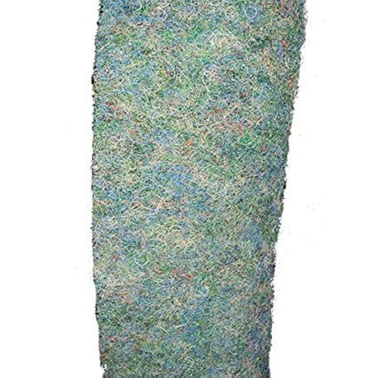 オフェンスウッズ列車ゼンスイ(日本製) サランロック 厚30mm×1m×幅 40cm 3枚 庭池?水槽用濾過材