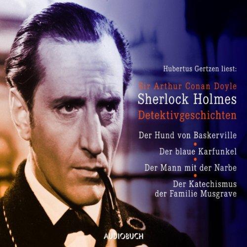 Sherlock Holmes Detektivgeschichten Titelbild