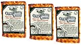 Buttery Flavored Baked Cheese Filled With nutty assertive Parmesan cheese that is aged a minimum of 9 months Creating a true Wisconsin cheese sandwich. Serve with fruit or crusty bread for a snack It is baked in our special ovens giving it a toasty, ...