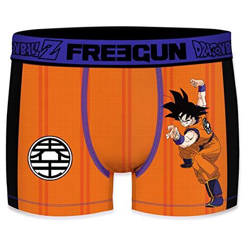 Freegun Dragon Ball Z Aktiv Sport - Calzoncillos para hombre
