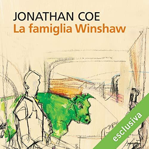 La famiglia Winshaw audiobook cover art