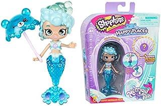 Shopkins Happy Places Mermaid Tails - Bub-Lea Mermaid Doll