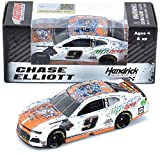 Lionel Racing NASCAR Chase Elliott Officially Licensed Diecast Car Mountain Dew/Little Caesars Talladega Win 2019, 1:64 Scale