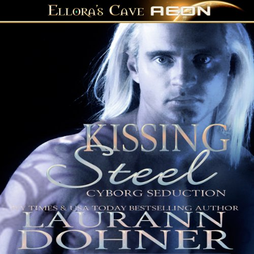 Kissing Steel audiobook cover art