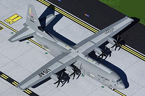 Sale SALE% OFF GeminiJets G2AFO902 1:200 Atlanta Mall U.S. Air Hercules Lit C-130J-30 Force