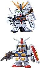2 Bandai SD Gundam Models - RX-78-2 BB 200 and RX-93 BB 209 V (Japan Import)