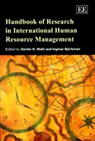 Handbook of Research in International Human Resource Management (Research Handbooks in Business and Management series)