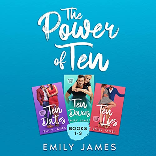 The Power of Ten Audiobook By Emily James cover art